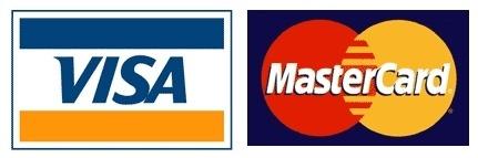 לוגו כרטיסי אשראי