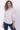 Natural חולצת פונצ` חולצת פונצ'